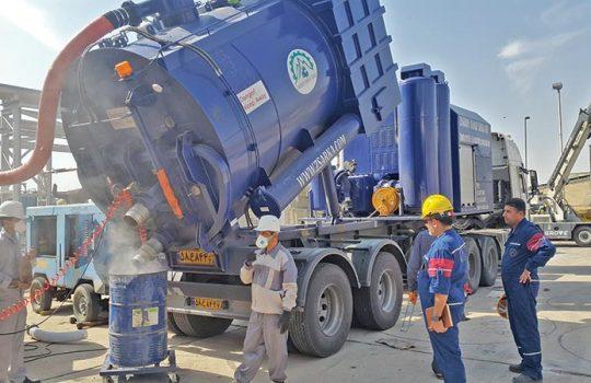 تجهیزات نظافت صنعتی و خدمات نظافت صنعتی