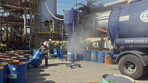خدمات نظافت صنعتی